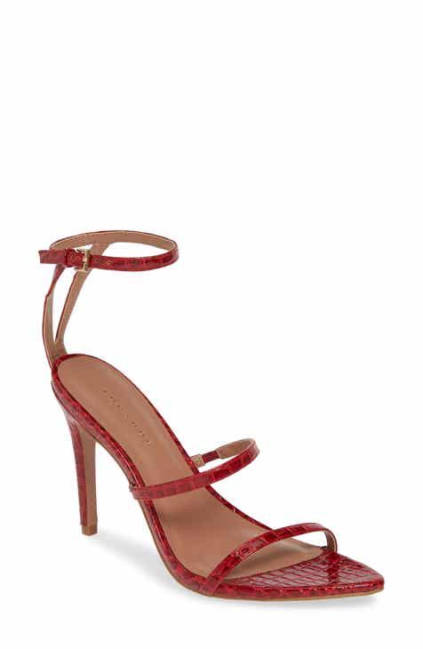 8a72278f9bdd Topshop Ankle Strap Sandal (Women)