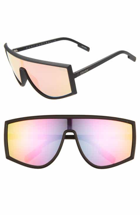 43d08bad170 Quay Australia Cosmic 140mm Shield Sunglasses