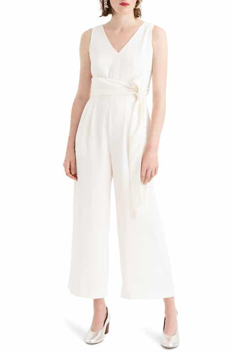 Tiger Mist Phillipa Denim Jumpsuit by TIGER MIST