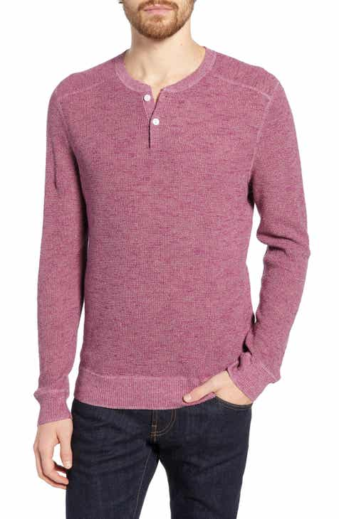 ed130590498 Bonobos Cotton   Linen Henley Sweater