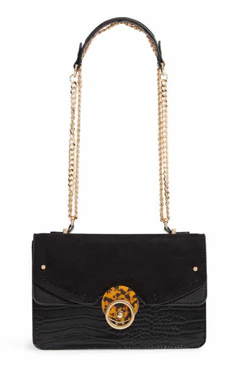 2e7df0bec0 Topshop Spark Chain Shoulder Bag
