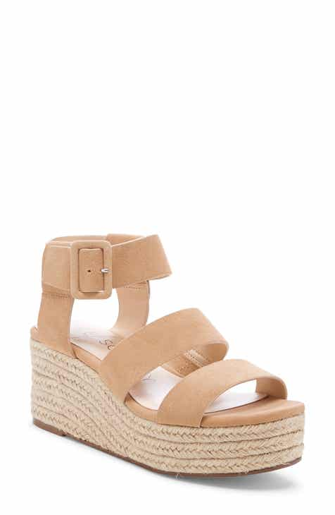 886dfed2845 Sole Society Anisa Espadrille Wedge Sandal (Women)