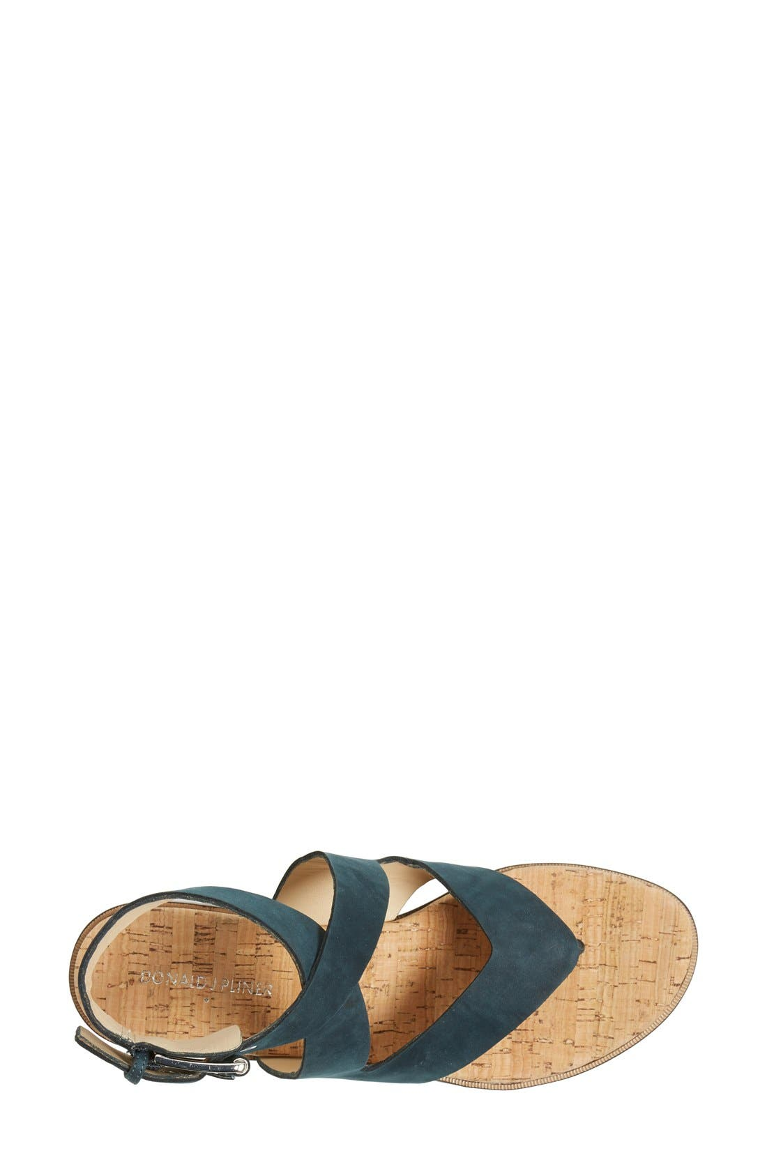 Alternate Image 3  - Donald J Pliner 'Lola' Suede Sandal