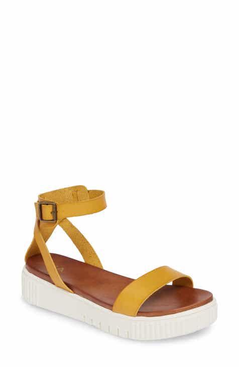 6f13481550ef MIA Lunna Platform Ankle Strap Sandal (Women)