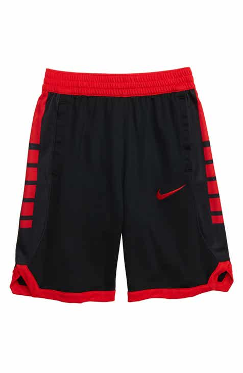 Nike Dry Elite Basketball Shorts (Little Boys   Big Boys) 8a6de12f75de
