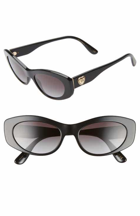 70ecc76d71ac Dolce Gabbana 53mm Cat Eye Sunglasses