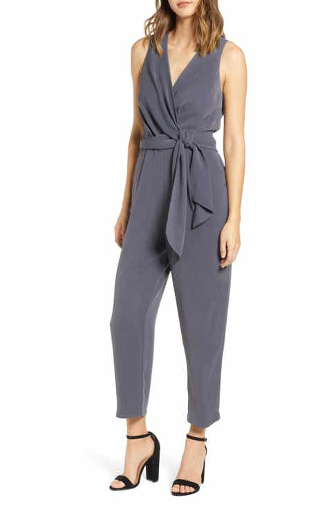 ed7be22868c ASTR the Label Side Tie Jumpsuit