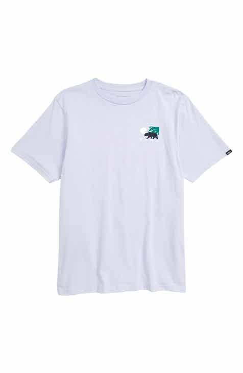 539362a413a425 Vans Cali Winter Graphic T-Shirt (Big Boys)