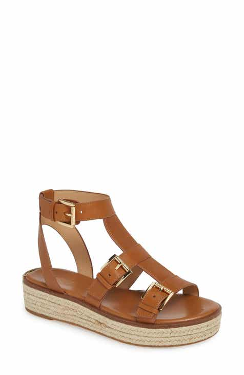 87a14c62d5 MICHAEL Michael Kors Cunningham Strappy Espadrille Sandal (Women)