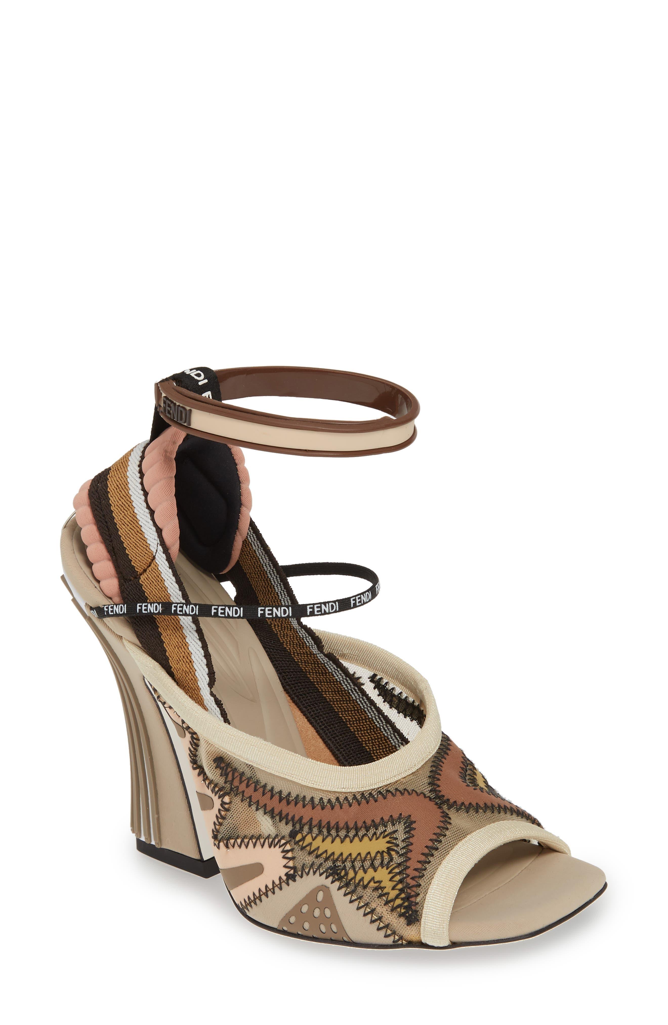 004119bb96c Women s Fendi Sandals