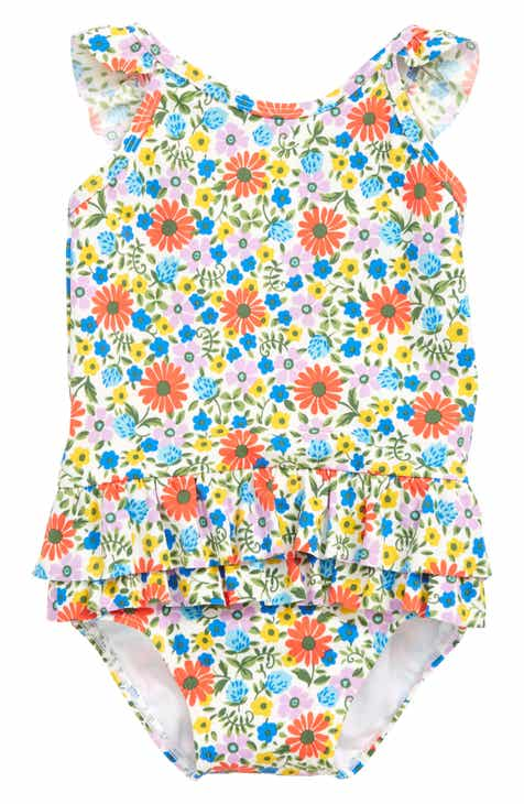 Baby Girl Swimwear Swimsuits Swim Trunks Amp Cover Ups