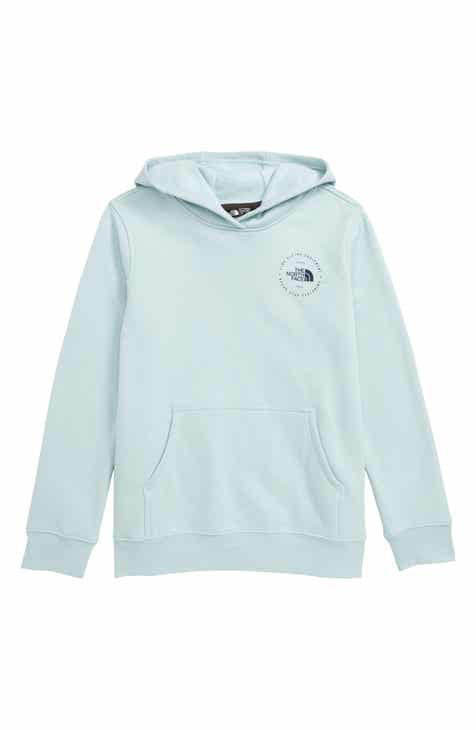 16d569a1ee3f The North Face Logo Fleece Hoodie (Big Boys)