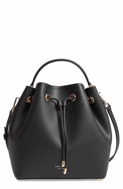kate spade new york medium vivian leather bucket bag 63d1aa6e47