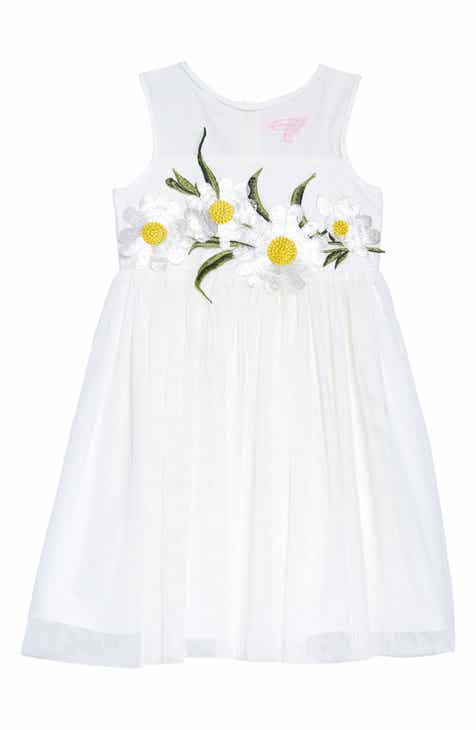 96c86ada7486 Popatu Daisy Tulle Dress (Toddler Girls, Little Girls & Big Girls)