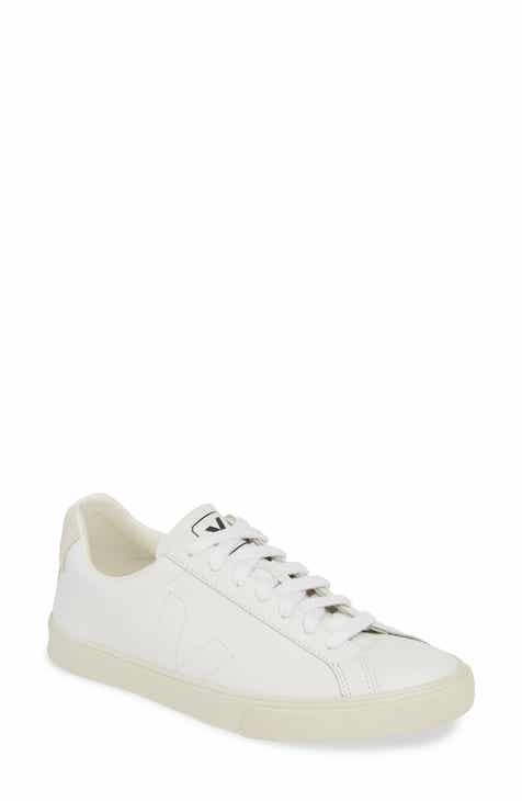 3dd41f99e437b5 Women s White Sneakers   Running Shoes