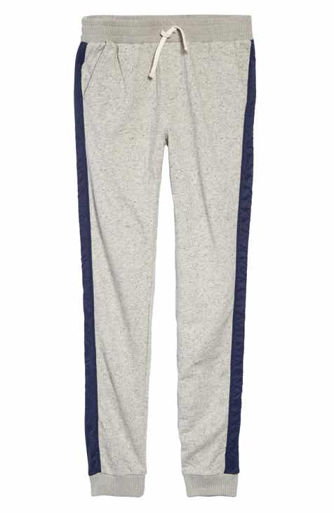 new product 316e8 a604d Tucker + Tate Mixed Media Sweatpants (Little Boys   Big Boys)