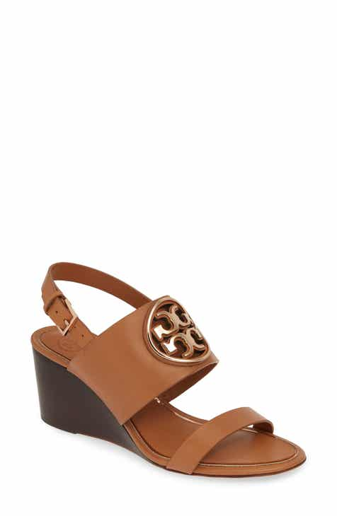 5529e42d1 Tory Burch Miller Wedge Sandal (Women)