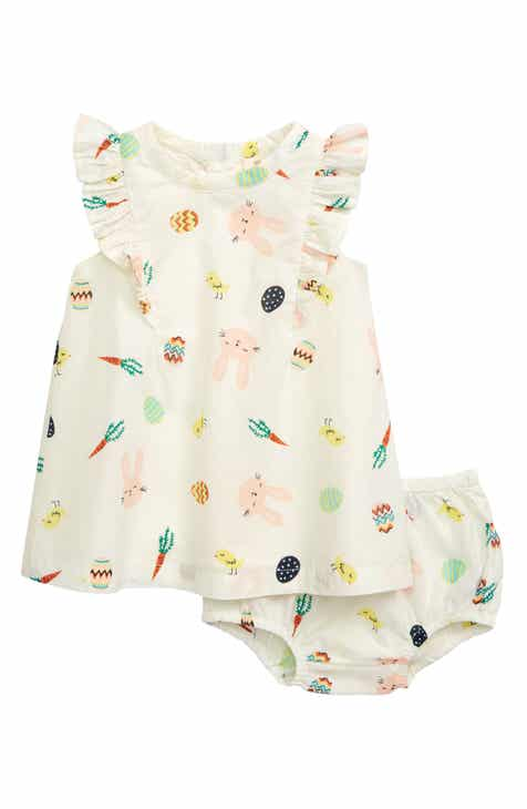 a5ee77e61 Baby Girls  Off-White Clothing  Dresses