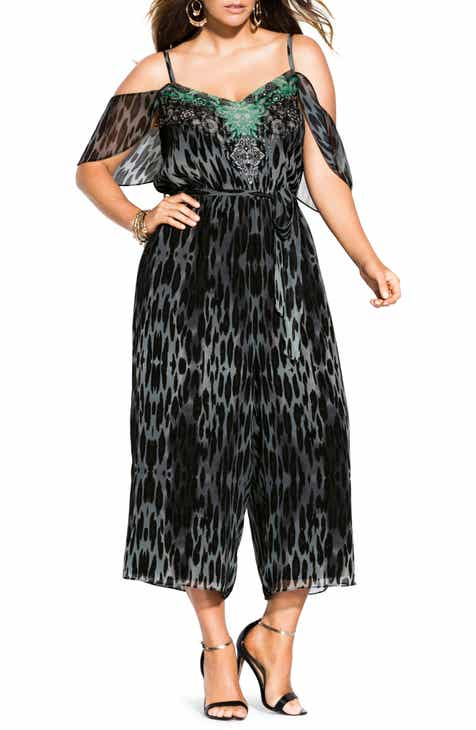 24be7dc842 City Chic Morocco Jumpsuit (Plus Size)