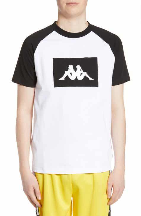 bfd3854c758a Kappa Authentic Baria Raglan T-Shirt