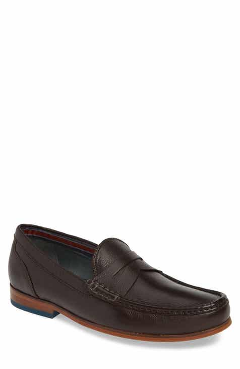 67761cfb942987 Ted Baker London Shornal Penny Loafer (Men)