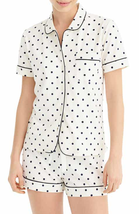 J.Crew Dreamy Short Pajamas (Regular & Plus Size) by J.CREW
