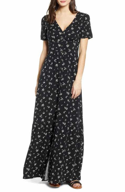 Ten Sixty Sherman Button Front Maxi Dress by TEN SIXTY SHERMAN