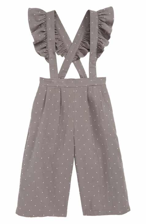924d1e14edd Something Navy Ruffle Strap Pants (Toddler Girls