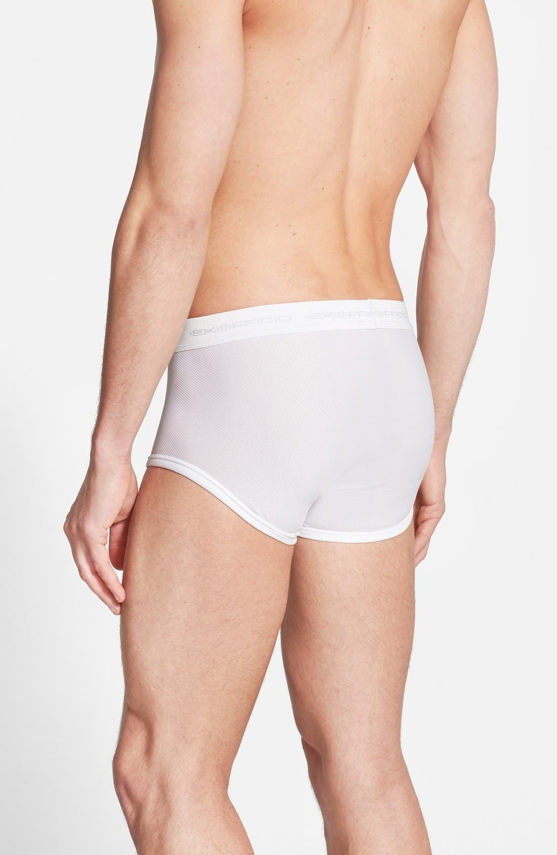 Ex Officio Give-N-Go Briefs,                             Alternate thumbnail 2, color,                             White