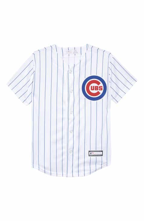 a46bf0ee5 Majestic MLB Chicago Cubs Replica Baseball Jersey (Toddler Boys