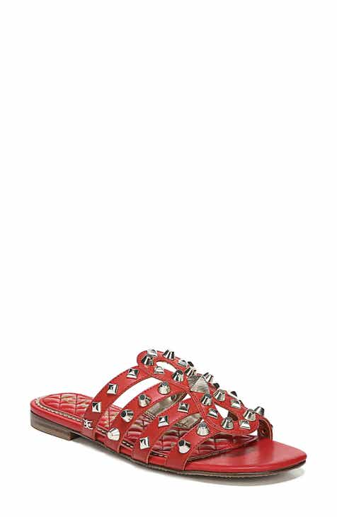 c4de83321 Sam Edelman Beatris Slide Sandal (Women)