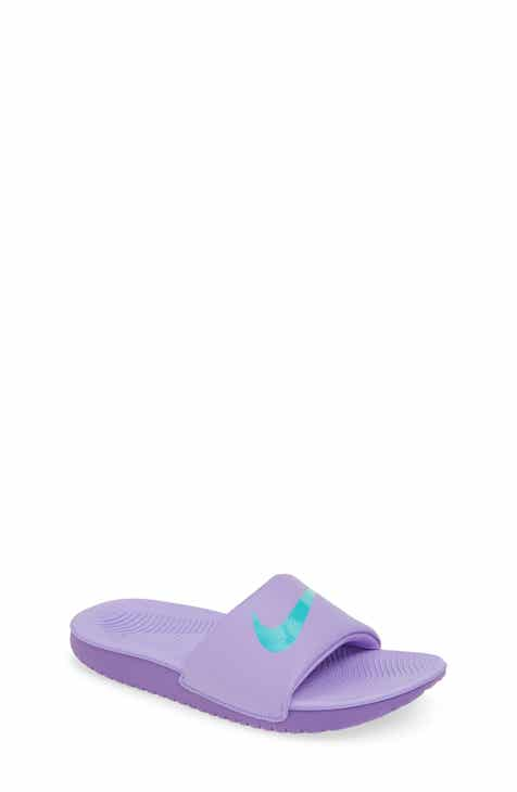 6e7a01cfb7 Nike 'Kawa' Slide Sandal (Toddler, Little Kid & Big Kid)