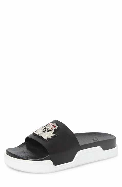50b4148155b Christian Louboutin Pool Beau Sport Slide (Men)