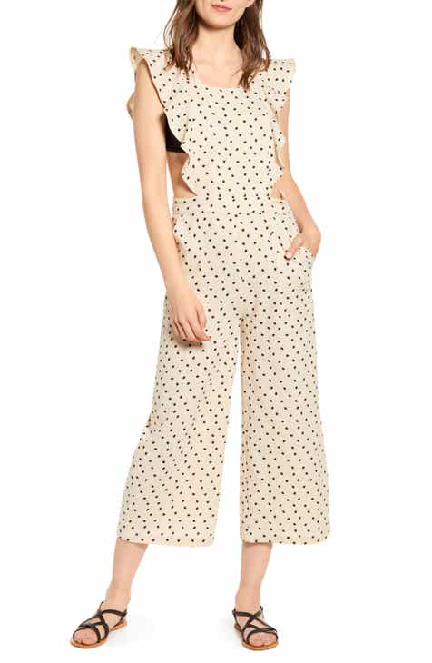 Spiritual Gangster Hacci Sleeveless Jumpsuit by SPIRITUAL GANGSTER