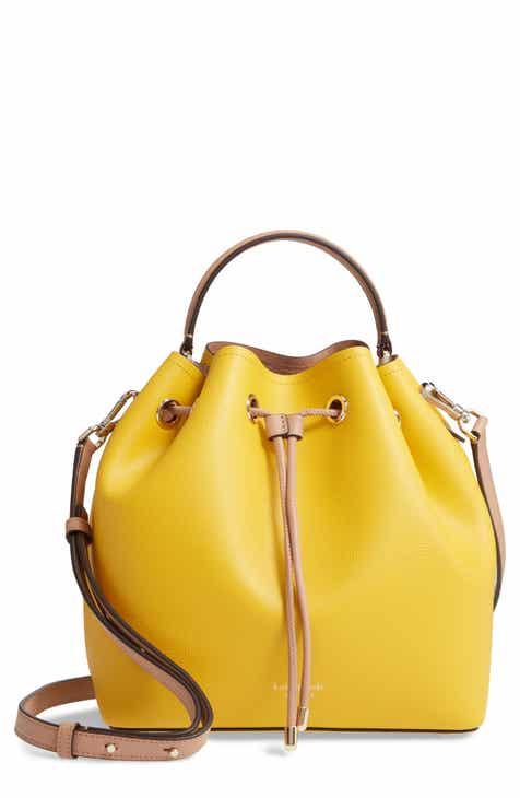 afc7932d4b kate spade new york medium vivian leather bucket bag