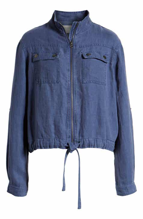Veronica Beard Miller Denim Dickey Jacket by VERONICA BEARD