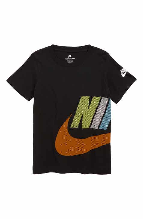 e2855c0425890 Nike Futura Lines Multicolored Graphic T-Shirt (Toddler Boys   Little Boys)
