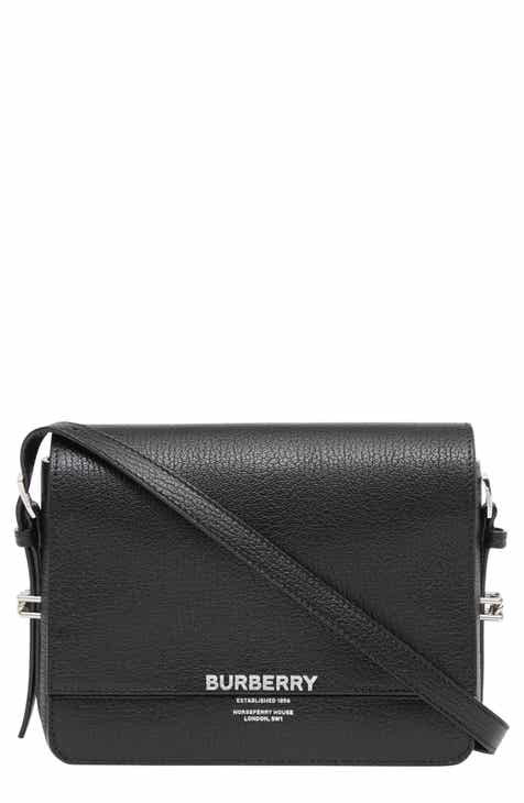 f4a7062c498e Burberry Small Grace Goatskin Leather Crossbody Bag