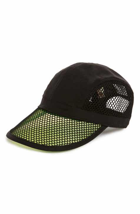 e93e0de000b91 rag   bone Clear Visor Packable Baseball Cap