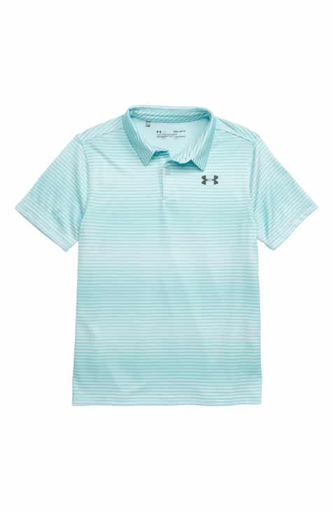 b7d13382 Under Armour Tour Tips Polo (Big Boys)