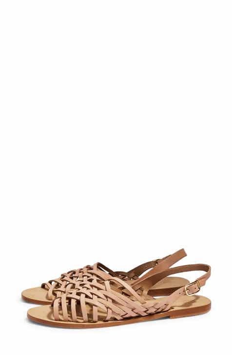 Topshop Hoxford Slingback Sandal (Women)