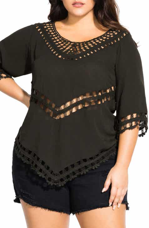 City Chic Catalina Top (Plus Size)
