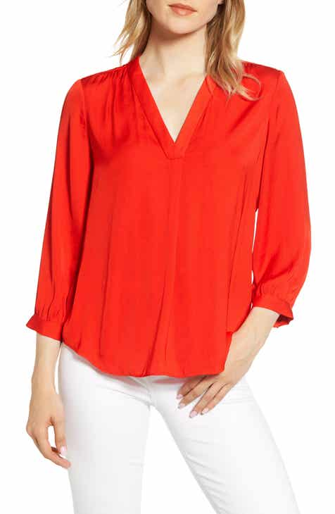 86c950a73705 Women's 3/4 Sleeve Tops | Nordstrom