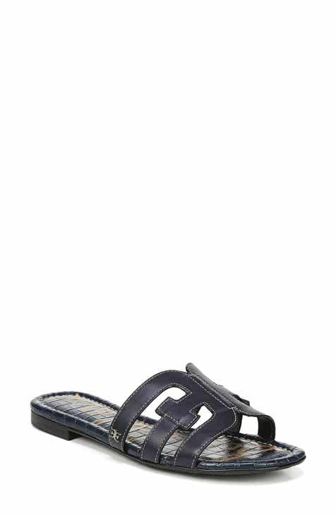 0aa1ad0f2c55 Sam Edelman Bay Cutout Slide Sandal (Women)
