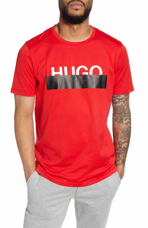 83edd0219 HUGO Divorno Slim Fit Short Sleeve Polo Shirt. $128.00. Product Image