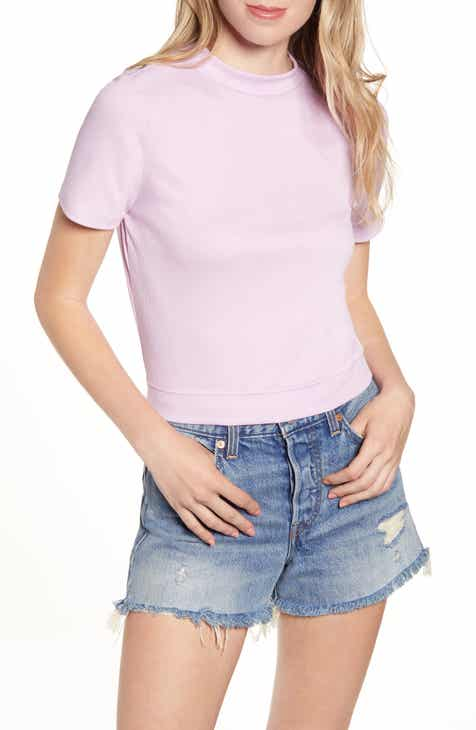 83d742cfd8e3 Women's Mock Neck Tops | Nordstrom