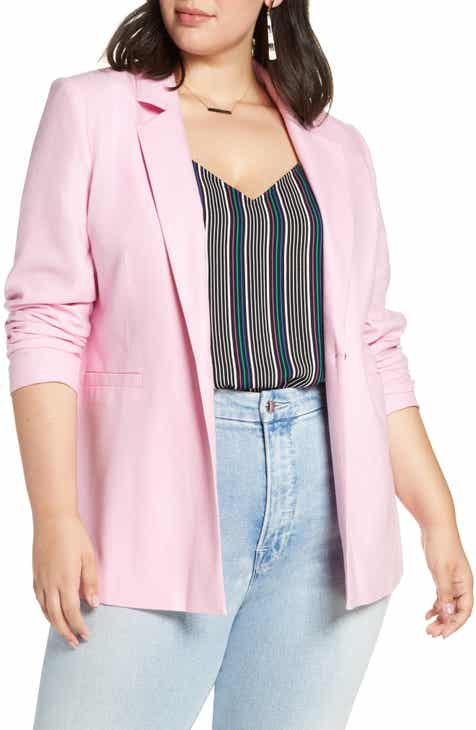2b041c1524 Women's Plus-Size Coats & Jackets | Nordstrom