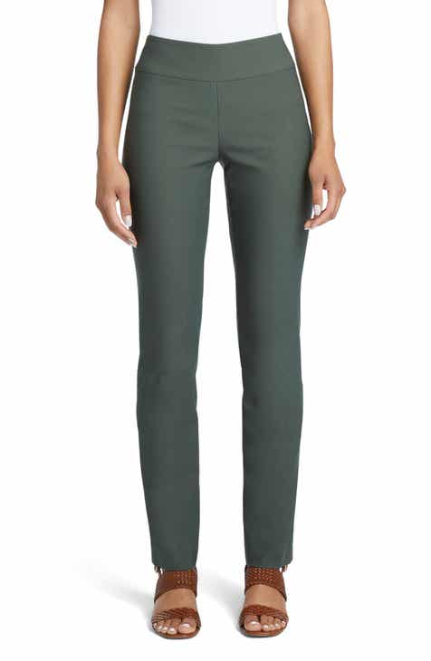 e7b3a3c731 NIC+ZOE 'The Wonder Stretch' Straight Leg Pants (Regular & Petite)