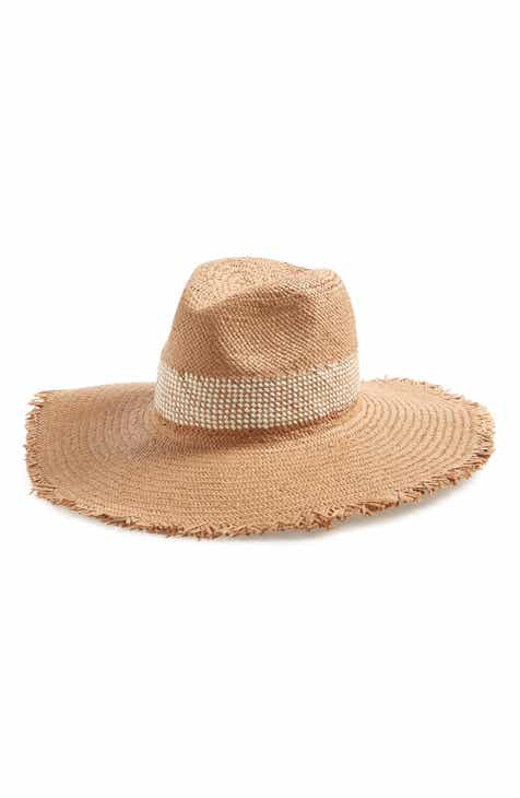 99c4a7eb Women's Brown Fedoras & Panama Hats | Nordstrom