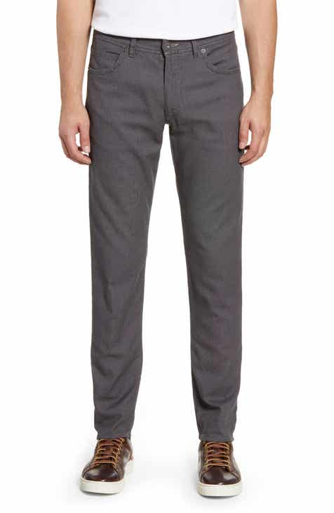 5167930d Brax Two-Tone Five-Pocket Stretch Cotton Trousers